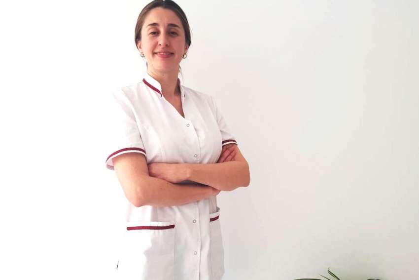 Dra. Estefania Sayas Balaguer